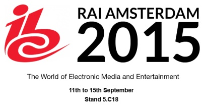 Visit Panaccess at IBC in Amsterdam – stand 5C.18