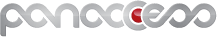 Panaccess GmbH corporate logo